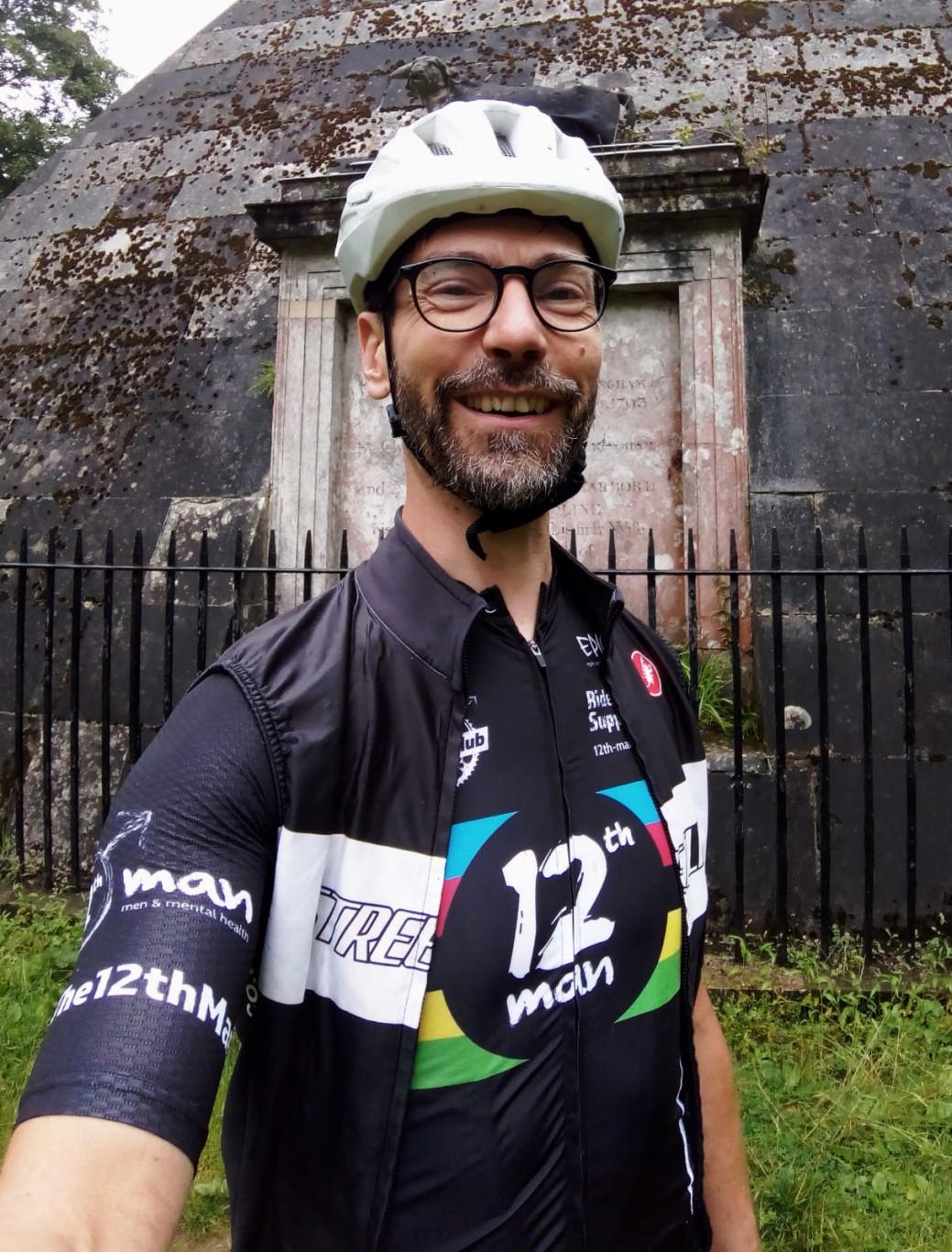 New 12th Man Cycling Kit