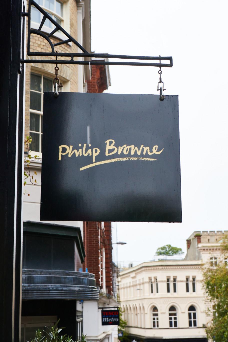 Menswear Launch with Philip Browne Menswear