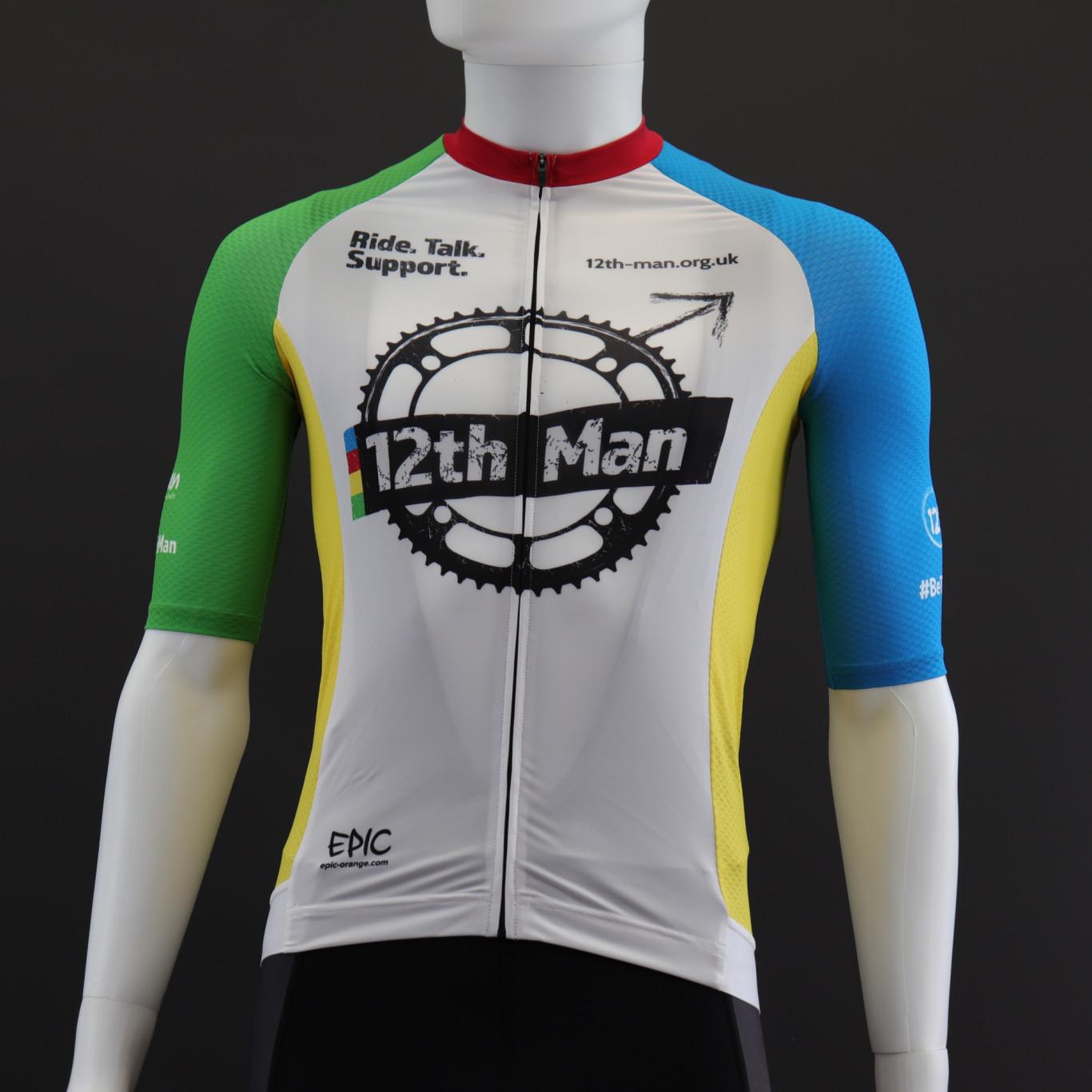 12th Man Cycling Kit V3